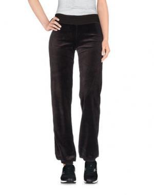 Повседневные брюки VILEBREQUIN. Цвет: баклажанный