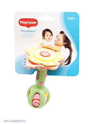 Цветочек Tiny Love. Цвет: зеленый