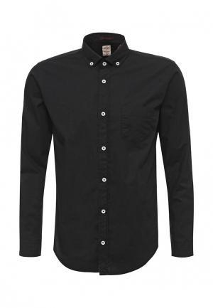 Рубашка Frank NY. Цвет: черный