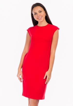 Платье Mankato. Цвет: красный