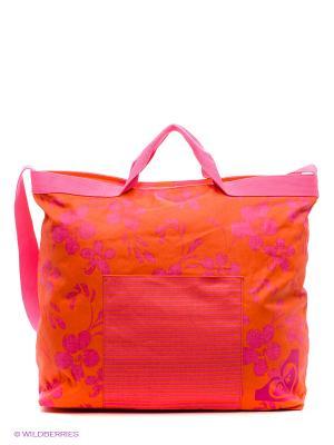 Сумка SUN RAYS J PRHB ROXY. Цвет: оранжевый, розовый