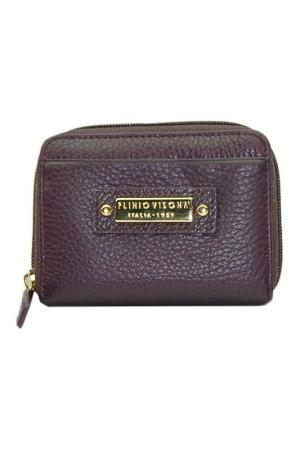 Card holder Plinio Visona. Цвет: plum