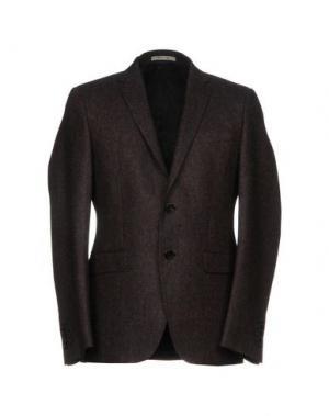 Пиджак CALVARESI. Цвет: баклажанный