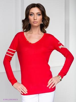 Пуловер O De Mai. Цвет: красный