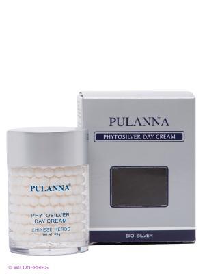 Дневной крем -Phytosilver Day Cream, 60 г PULANNA. Цвет: белый