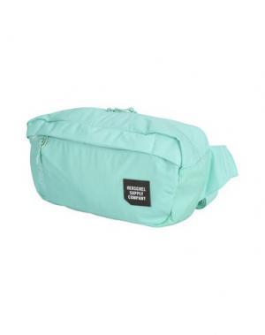 Рюкзаки и сумки на пояс HERSCHEL SUPPLY CO.. Цвет: бирюзовый