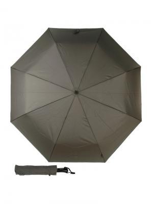 Зонт складной Emme E317-OC Grave Grey. Цвет: серый