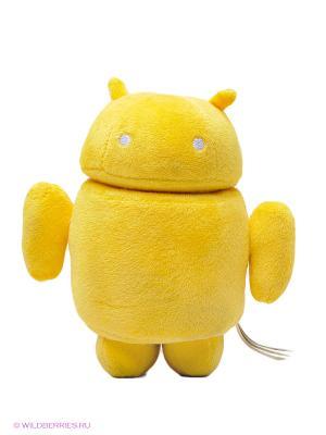 Плюшевая игрушка Android. Цвет: желтый
