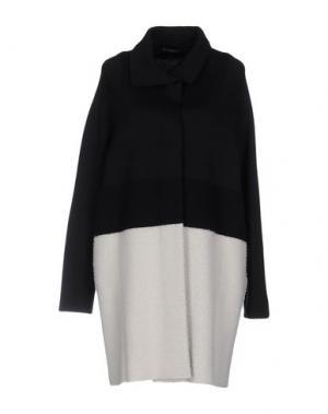 Легкое пальто BP STUDIO. Цвет: черный
