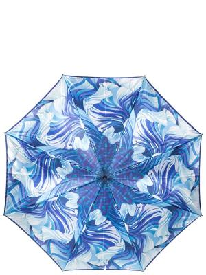 Зонт Eleganzza. Цвет: синий, белый, голубой