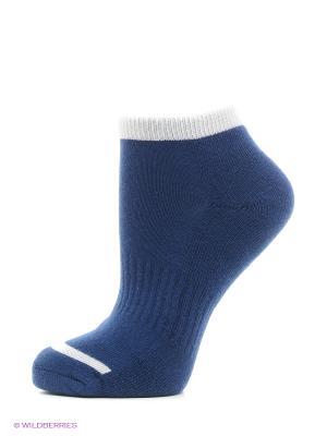 Носки 3 пары Deseo. Цвет: синий, серый, голубой, белый