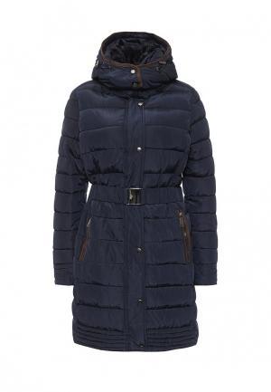 Куртка утепленная Fantasy. Цвет: синий