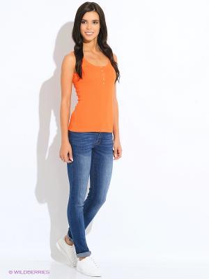 Топ Flo&Jo. Цвет: оранжевый