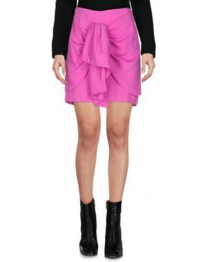 Мини-юбка FINDERS KEEPERS. Цвет: розовато-лиловый