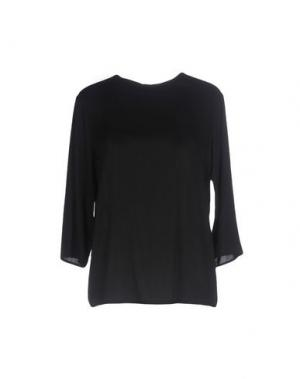 Блузка STRENESSE. Цвет: черный