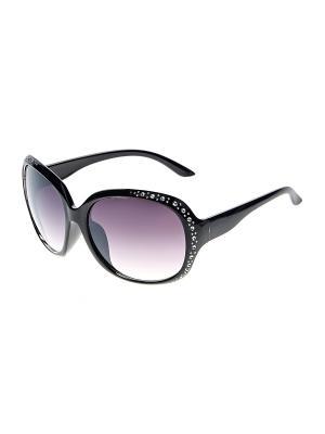 Очки солнцезащитные Infiniti. Цвет: черный