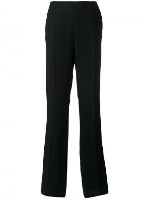 Широкие брюки Fausto Puglisi. Цвет: чёрный
