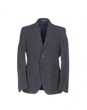 Пиджак PAOLONI. Цвет: свинцово-серый