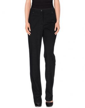 Повседневные брюки CALALUNA. Цвет: стальной серый