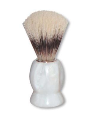 Помазок для бритья Mondial.. Цвет: белый
