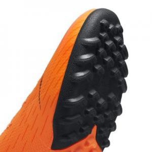 Футбольные бутсы для игры на газоне  MercurialX Vapor XII Academy Nike. Цвет: оранжевый