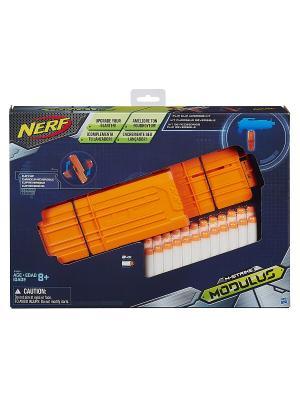 МОДУЛУС СЕТ 1: ЗАПАСЛИВЫЙ БОЕЦ Hasbro. Цвет: белый, зеленый, красный, оранжевый, синий