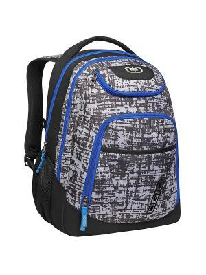 OGIO рюкзак TRIBUNE PACK. Цвет: черный,серый