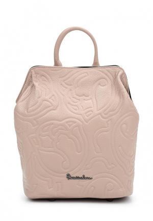 Рюкзак Braccialini. Цвет: розовый