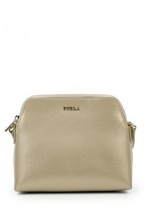 Комплект 2 косметички и сумка Furla. Цвет: разноцветный