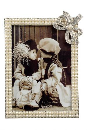 Рамка для фотографий ROZENBERG. Цвет: серебряный