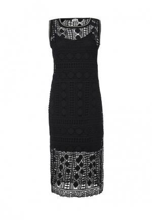 Платье Liu Jo Jeans. Цвет: черный