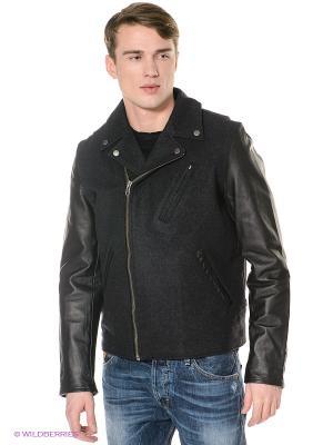 Куртка Wesc. Цвет: черный