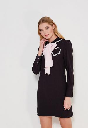 Платье Sister Jane. Цвет: черный