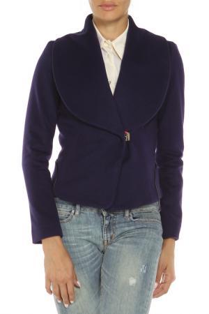 Пальто GF FERRE. Цвет: фиолетовый