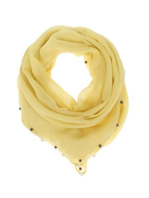 Платок Migura. Цвет: желтый