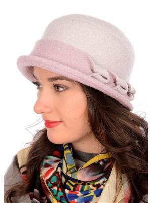 Шляпа Сиринга. Цвет: кремовый, бледно-розовый