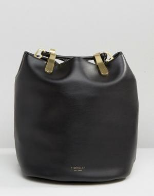 Fiorelli Рюкзак на шнурке Callie. Цвет: черный