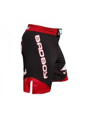 Шорты ММА Bad Boy Legacy II Short Black/Red. Цвет: черный, красный