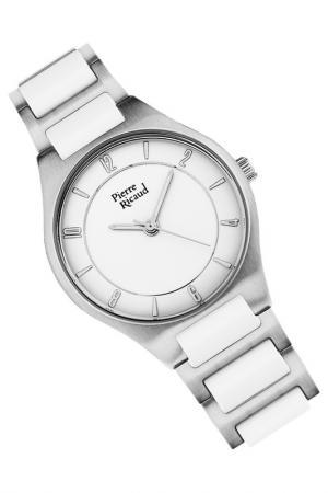 Наручные часы PIERRE RICAUD. Цвет: стальной, белый