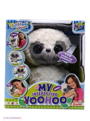 Интерактив. игрушка YooHoo&Friends, 25 см, 6/6 Simba. Цвет: серый