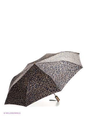 Зонт Stilla s.r.l.. Цвет: черный, коричневый