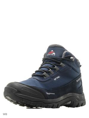 Ботинки SIBERIA EDITEX. Цвет: синий