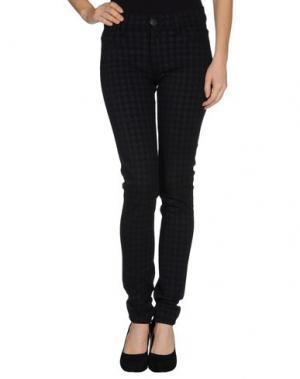 Повседневные брюки TAG ELEMENTS. Цвет: темно-синий