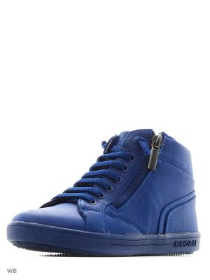 Ботинки Mayoral. Цвет: голубой