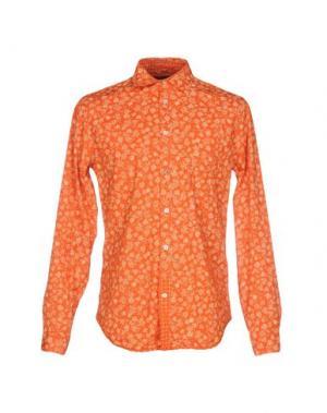 Pубашка RA-RE. Цвет: оранжевый
