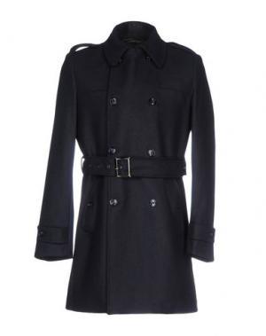 Пальто HAMAKI-HO. Цвет: темно-синий