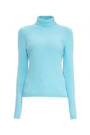 Кашемировый джемпер 136699 Sweet Sweaters. Цвет: синий
