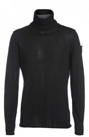 Вязаный пуловер Isabel Benenato. Цвет: черный
