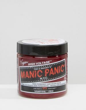 Manic Panic NYC Крем-краска для волос временного действия Classic. Цвет: красный