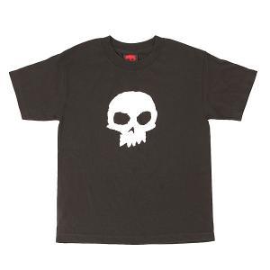 Футболка детская  Skull Black Zero. Цвет: черный